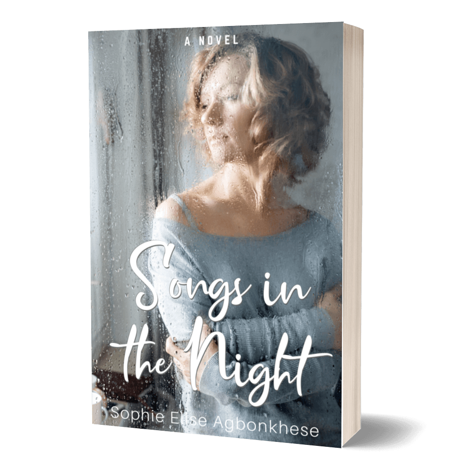 Sophie Elise Agbonkhese Songs in the Night cover